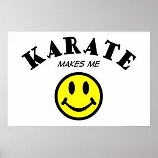 MMS: Karate Póster
