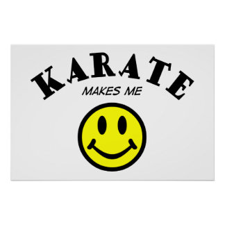 MMS: Karate Posters