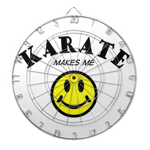 MMS: Karate Tabla Dardos
