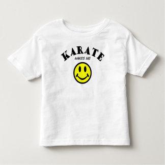 MMS: Karate Toddler T-shirt