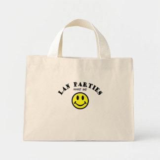 MMS Lan Parties Tote Bag