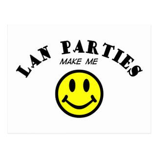 MMS: Lan Parties Postcard
