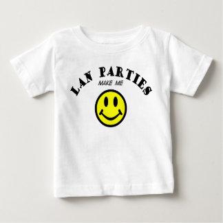 MMS: Lan Parties Tshirts
