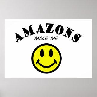 MMS Los Amazonas Posters