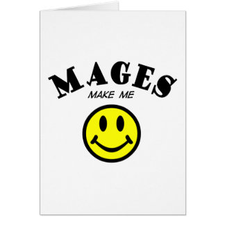 MMS: Mages Card