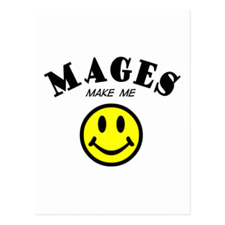 MMS: Mages Postcard