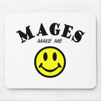 MMS: Mages Tapete De Ratones