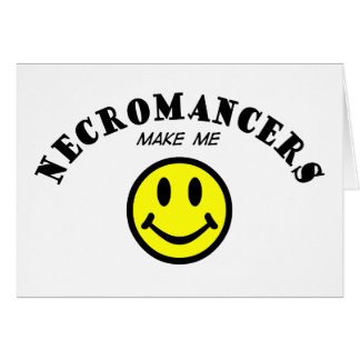MMS: Necromancers Card