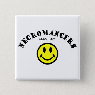 MMS: Necromancers Pinback Button