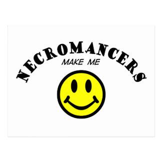 MMS: Necromancers Postcard