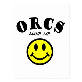 MMS: Orcs Postcard