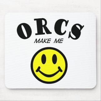 MMS: Orcs Tapete De Ratones