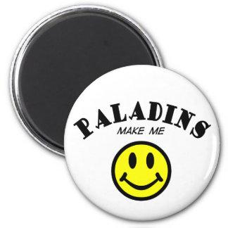 MMS:  Paladins Magnet