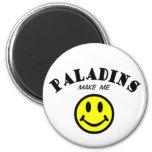 MMS:  Paladins Refrigerator Magnet