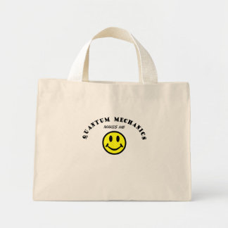 MMS: Quantum Mechanics Mini Tote Bag