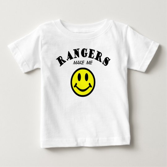 MMS: Rangers Baby T-Shirt