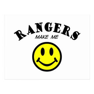 MMS: Rangers Post Card