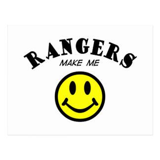 MMS: Rangers Postcard