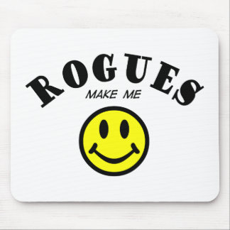 MMS: Rogues Mouse Pad