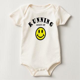 MMS: Running Baby Bodysuit