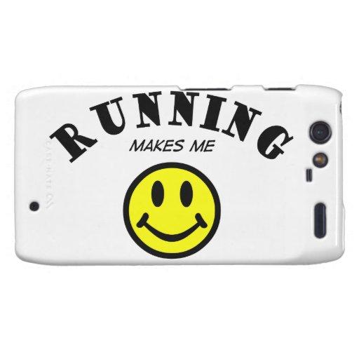 MMS: Running Droid RAZR Case