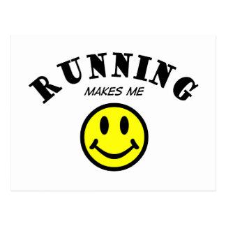 MMS: Running Postcard