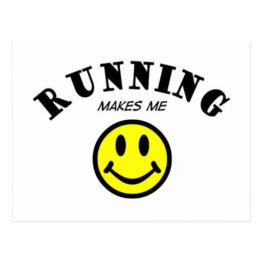 MMS: Running Post Card