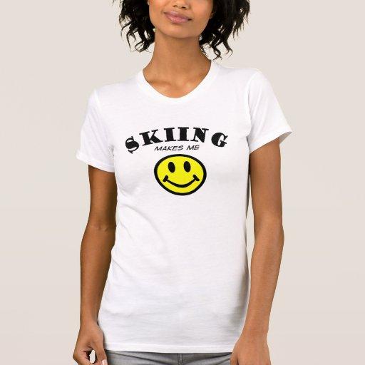 MMS: Skiing Shirt