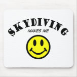 MMS: Skydiving Alfombrillas De Raton