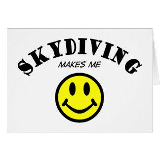 MMS: Skydiving Card