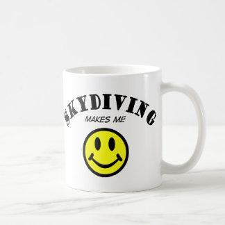 MMS: Skydiving Coffee Mug