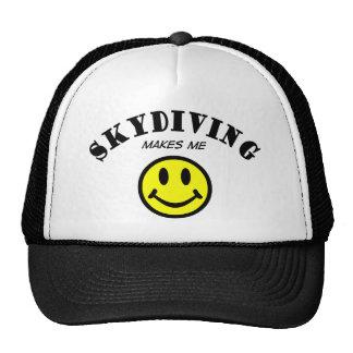 MMS: Skydiving Gorras De Camionero