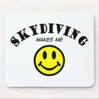 MMS: Skydiving Mouse Pad