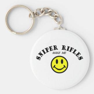 MMS: Sniper Rifles Keychain