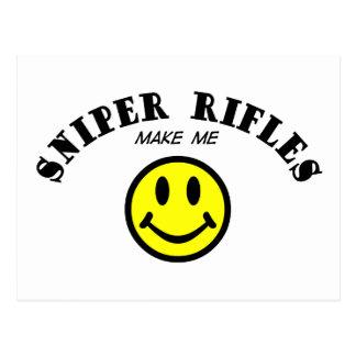 MMS: Sniper Rifles Postcard