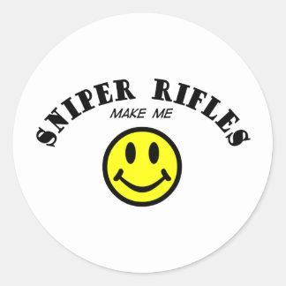MMS Sniper Rifles Stickers