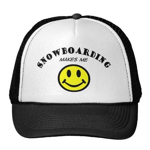 MMS: Snowboard Gorra
