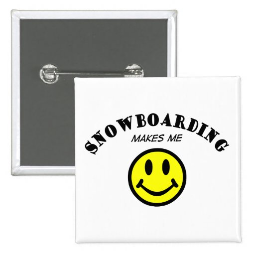 MMS: Snowboard Pin Cuadrado