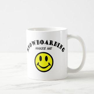 MMS: Snowboarding Coffee Mug
