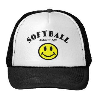 MMS: Softball Trucker Hat