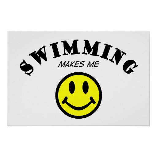 MMS: Swimming Poster