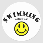 MMS: Swimming Sticker