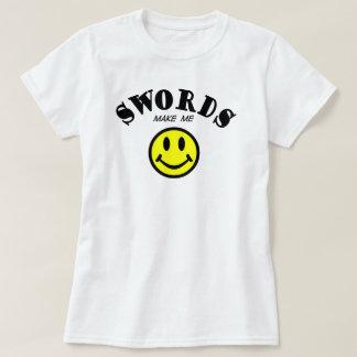 MMS: Swords T-shirt