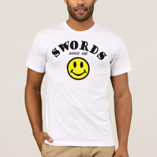 MMS: Swords T-Shirt