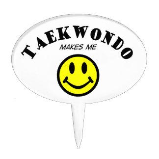 MMS: Taekwondo Cake Topper