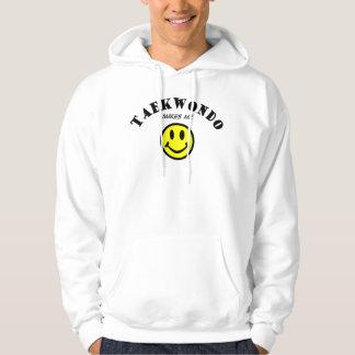 MMS: Taekwondo Hooded Sweatshirt