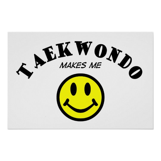 MMS: Taekwondo Poster