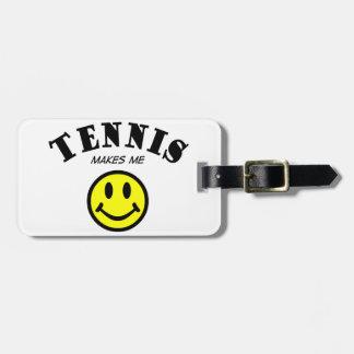 MMS: Tenis Etiquetas Maletas