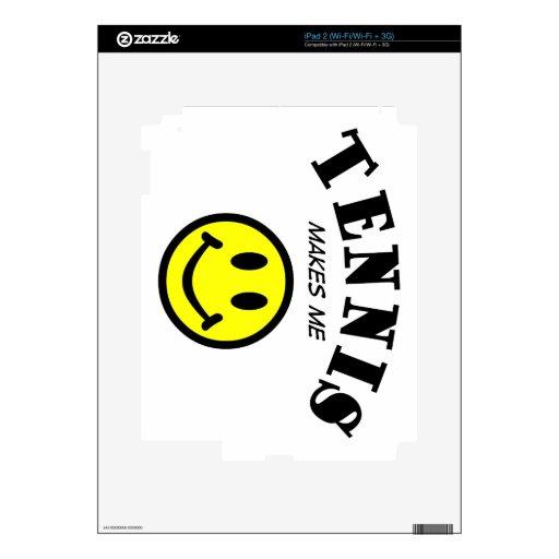 MMS: Tenis Skins Para iPad 2