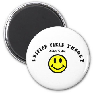 MMS: Unified Field Theory 2 Inch Round Magnet